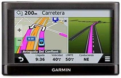 Garmin Nüvi ® 40 último Reino Unido e Irlanda Francia España Portugal mapa Sp.C GPS SAT NAV