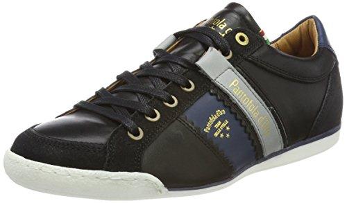 Herren Pantoufle D'or Romagne Homme Sage Baskets Basses, Schwarz (noir)