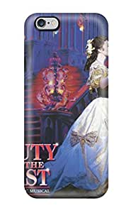 RKAFxOf5979IYDSH Faddish Altered Beauty And The Beast Broadway Case Cover For Iphone 6 Plus