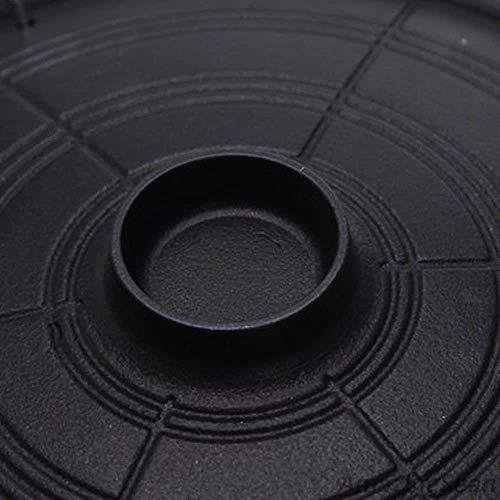 Black, Korean BBQ Grill, Stove-top BBQ by COLIBROX