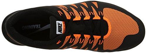 Nike Free Trainer 5.0 V6 - Zapatillas para hombre Ttl Orng/Vlt-Tmbld Gry-Lnr Gry