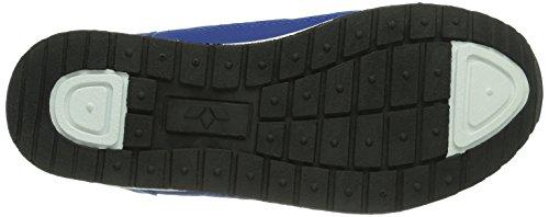 Lico Unisex-Kinder Cool Vs Low-Top Blau (blau/gelb)
