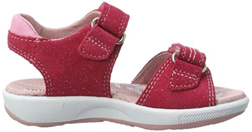 Pink Sandales 13188 fille Superfit Rose wpB168xZ