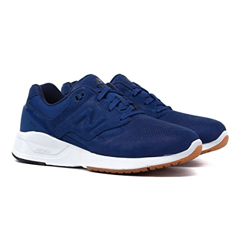 New Balance 530 SE Navy Suede Trainers