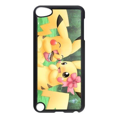 free shipping 8554c 369f4 Amazon.com: IPod 5 Case,Head Case Designs Pokemon Pikachu Hard Back ...