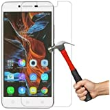 M.G.R Tempered Glass Screen Protector - Lenovo Vibe k5/K5 Plus Compatible