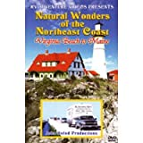 RV Adventure Videos Presents: Natural Wonders of the Northeast Coast - Virgina beach to Maine (DVD)