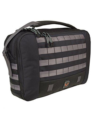 VELIX Fällen Blaze 20Laptop Umhängetasche grau grau schwarz