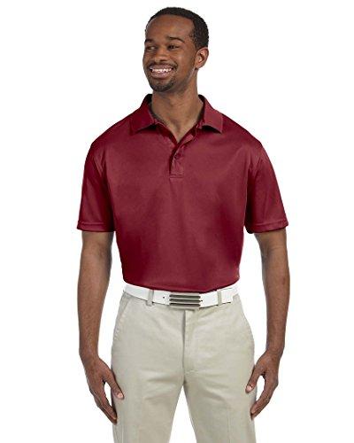 Harriton Men's Polytech Polo Shirt