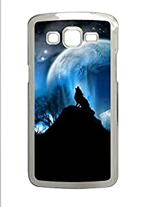 Samsung 2 7106 Case Wolf 2 PC Samsung 2 7106 Case Cover Transparent