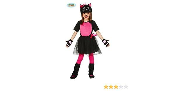 Disfraz de gatita 10-12 años: Amazon.es: Juguetes y juegos