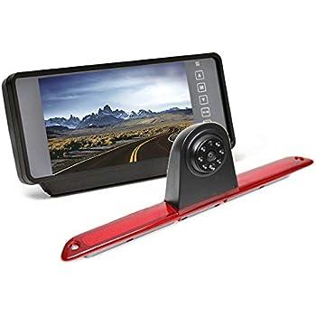 Amazon.com: Sprinter luz de freno Retrovisor cámara especial ...