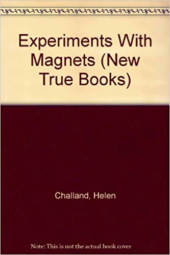 Online gratis ebøger pdf download Experiments With Magnets (New True Books) PDF MOBI 0516012797