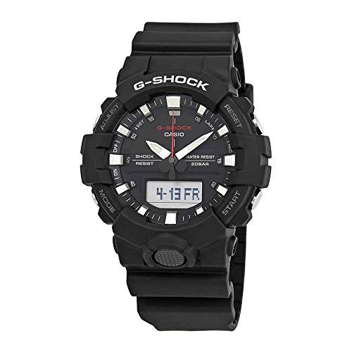 - Casio 2018 GA800-1ACR Watch G-Shock
