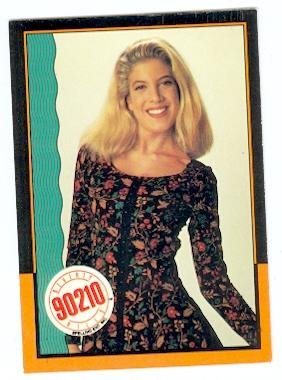 Tori Spelling as Donna Martin Beverly Hills 90210 trading card #8 ...