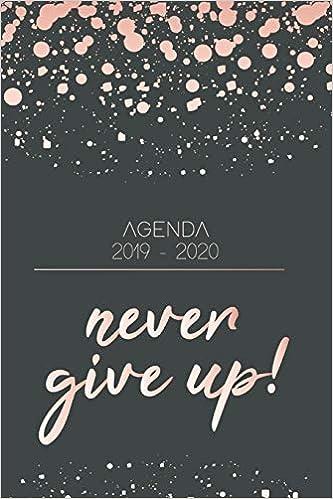 Agenda 2019 2020: Calendario et Agenda semanal 15 meses ...