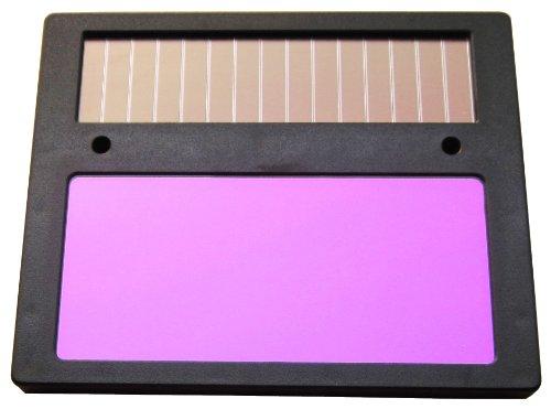110 X 90mm Auto Darkening Welding Lens Filter 4/9-13