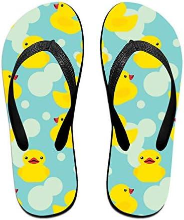 ビーチシューズ 黄色 いアヒル ビーチサンダル 島ぞうり 夏 サンダル ベランダ 痛くない 滑り止め カジュアル シンプル おしゃれ 柔らかい 軽量 人気 室内履き アウトドア 海 プール リゾート ユニセックス