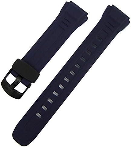 Casio Bracelet de Montre Resin bleu foncé WV 58E 2AVD, WV  eRkCv