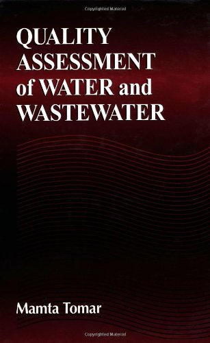 Quality Assessment of Water and Wastewater ()