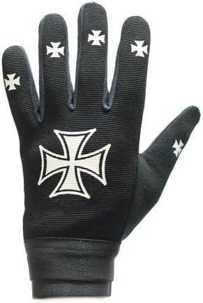 Medium Mechanic/'s Gloves Choppers Iron Crosses