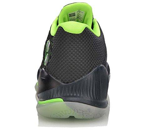 Li-ning Zapatillas De Baloncesto Hombre Fission Iii Cloud Negro / Verde
