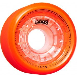 Reckless IKON Quad Skate 62mm Replacement Wheels - 8 Pk  - 8