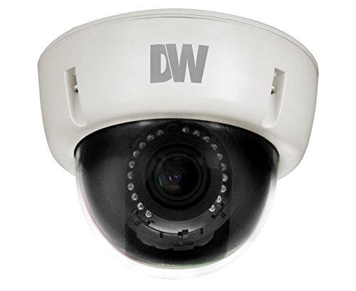 Digital Watchdog Starlight MegaPix Indoor/Outdoor Dome Camera with 2.8 - 12mm Lens (NTSC) - Camera Digital Dome Watchdog