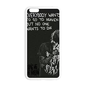 Fashionable Bring best Me The Horizon DIY Design trusted Printed Protective TPU Case Cover for home iphone 6 4.7