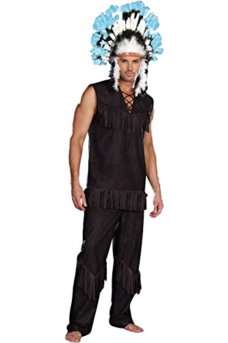 Dreamgirl Men's Chief Wansum Tail Costume