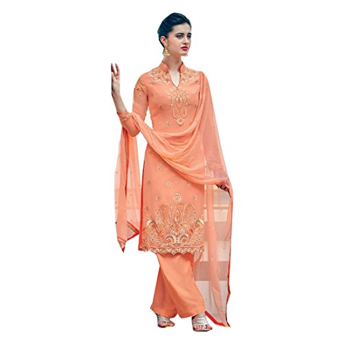 Bollywood Formal Salwar Kameez Trouser Custom to Measure Muslim Eid Indian Ethnic 2802 (Kameez Trouser)