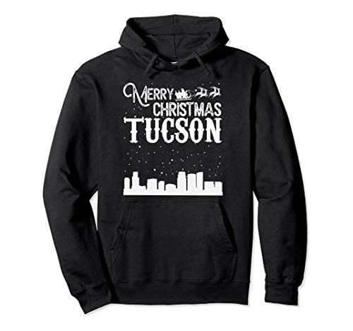(Merry Christmas Y'all Tucson City pullover)