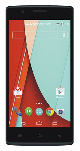 Amazon com: Maxwest Nitro x5 Unlocked GSM Smartphone (Gray): Cell