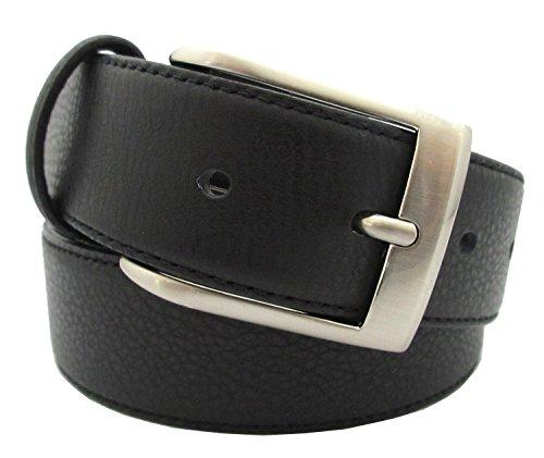 Men's Genuine Leather Travel Money Belt with Secret Zipper - Handmade in Spain