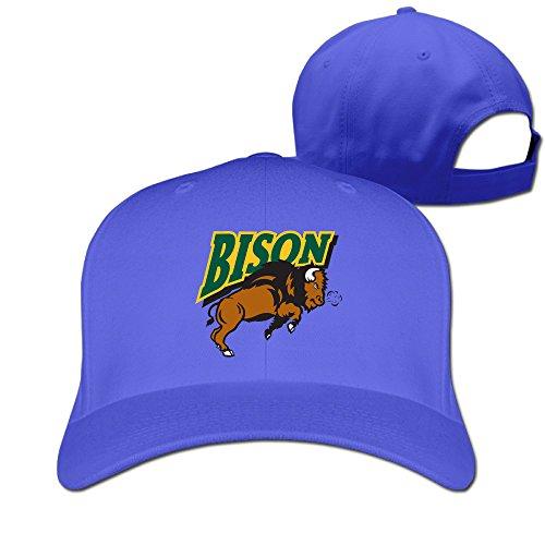 500 Gb Cart - DETED Bison Thundar Logo Baseball Cap Hat RoyalBlue