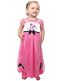 Little Girls Minnie Mouse Costume Sleep Gown