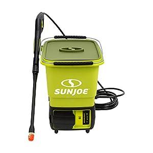 Sun Joe SPX6000C-XR iON Cordless Pressure Washer   1160 PSI · 40V · 5.0 Ah
