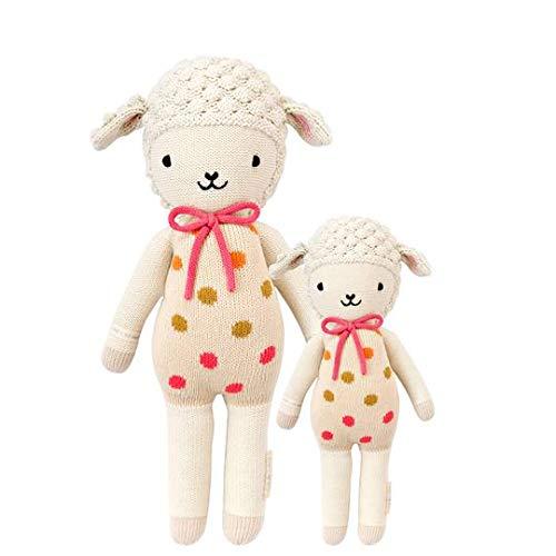 Newborn Lamb Doll - CUDDLE + KIND Lucy The Lamb Little, 13