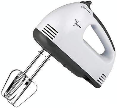 Vansuky Últimos 7 Velocidad Batidora, Cocina portátil de mano Mezclador, batidor de huevo Agitador