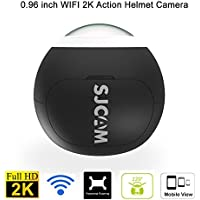 Original SJCAM SJ360 0.96 inch WIFI 2K Action Helmet Camera 220 Degree Wide Angle Novatek 96660 12MP Cycle Sport Camcorder