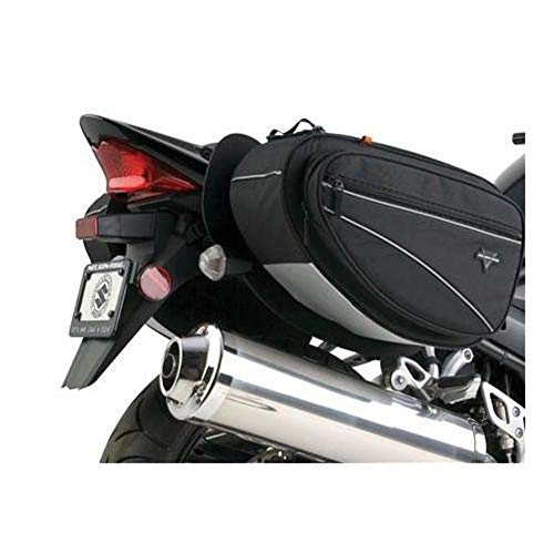 Sportbike Saddlebags - Nelson-Rigg CL-950 Deluxe Motorcycle Saddlebag