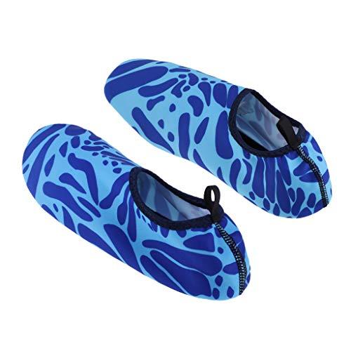 Rapide 36 Pour Pieds Plage Séchage Surf Sport À Aqua De Bleu Non Et Yoga Aquatique B 37 M Nus Chaussettes Nager Baosity Slip Unisexe qpxPB6vZwX