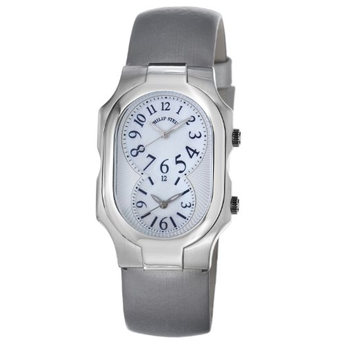 Philip Stein Women's 2-NFMOP-IPL Signature Silver Color Strap Watch