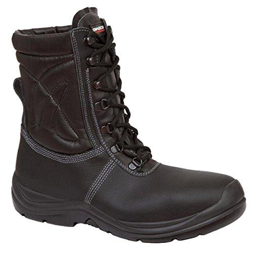 Giasco Boots Alaska S3, Taglia 41, 1 Pezzo, Nero, Ac084b41