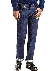 Levis- 501 Original Fit Jeans para Hombre