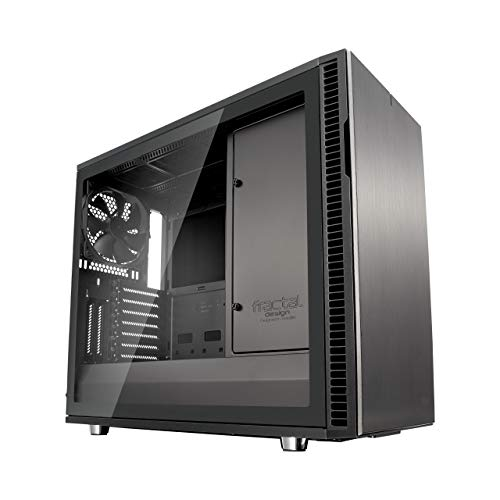 Fractal Design Define R6 USB-C – Mid Tower Computer Case – ATX – Optimized For High Airflow And Silent Computing with…