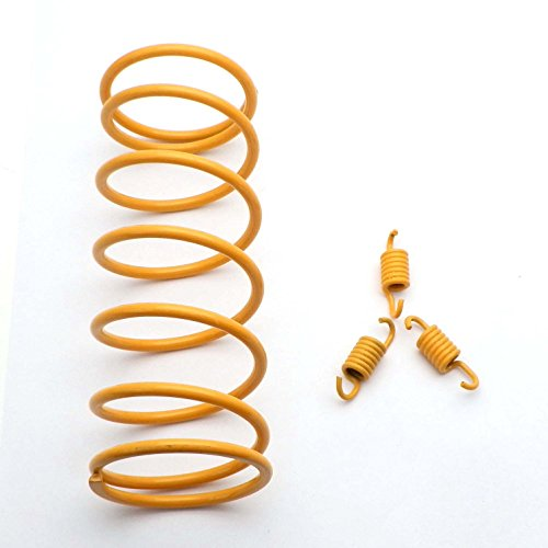 YunShuo Performance 1500 1.5k Tourque Clutch Springs for GY6 Chinese Scooter QMB139 50cc