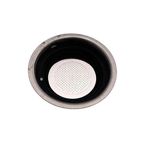 Delonghi - Filtro para cafetera (1 taza): Amazon.es: Hogar