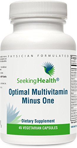 Multivitamin Vegetarian Seeking Health methylated