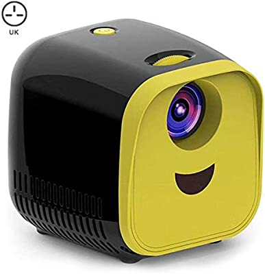 Wodeni Mini proyector portátil LED con WiFi, 1080p Full HD ...